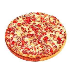 Пицца «английский завтрак»большая