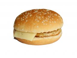 Детский чикенчизбургер
