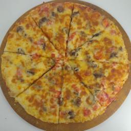 Пицца Римская большая