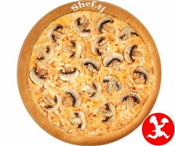 Пицца грибная средняя