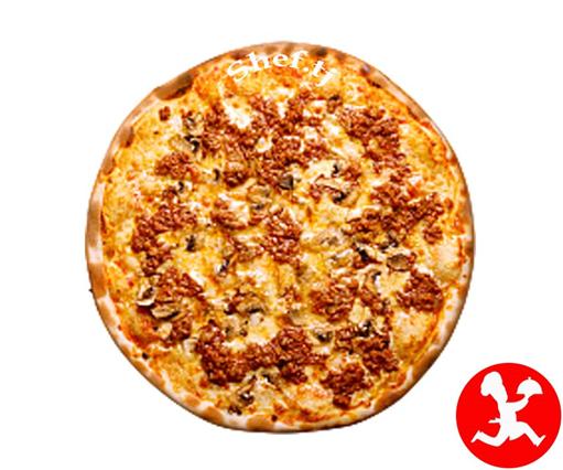 Пицца донер cредняя