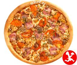 Пицца микс средняя