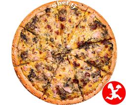 Пицца коза ностра большая