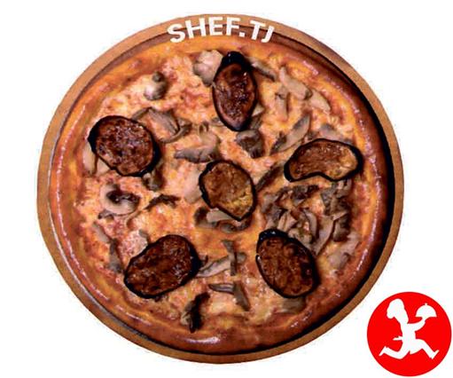 Пицца фунги средняя