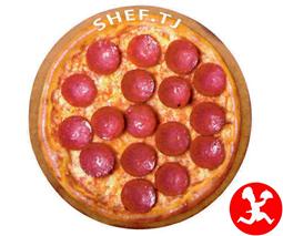 Пицца пепперони средняя