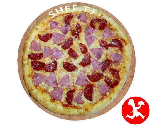 Пицца копичоза средняя