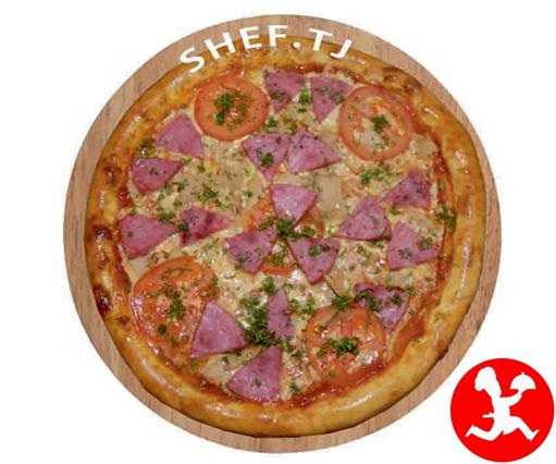 Пицца неополитана большая