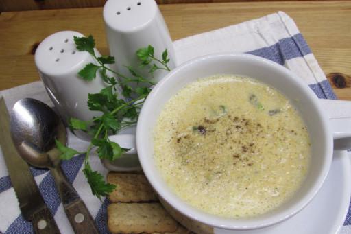 Суп пюре грибной (400гр)
