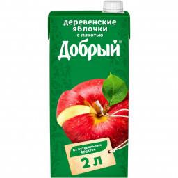 Сок добрый 2л