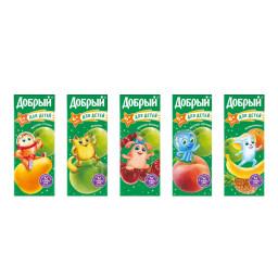 Детский сок натуральный в ассортименте
