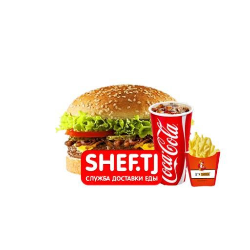 Чизбургер Комбо
