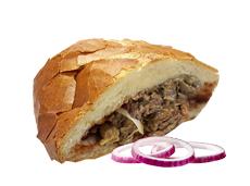 Бургер кабоб баранина мал