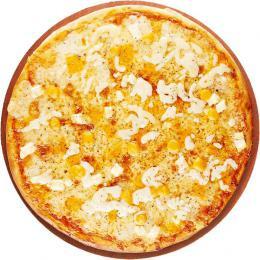 Четыре сыра, средняя (30 см.)