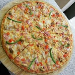 Пицца Ассорти - Симфония средняя (30см.)
