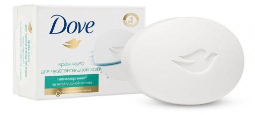 Крем-мыло белое Dove 100гр