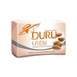 Мыло lady миндаль Duru 140гр