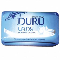 Мыло lady молоко и крем Duru 140гр