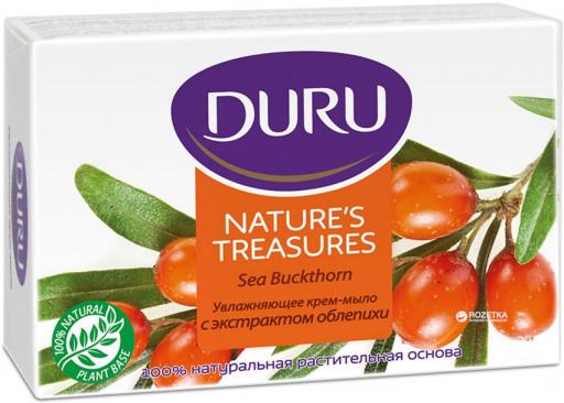 Туалетное мыло с экстрактом облепихи Duru 90гр