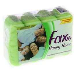 Туалетное мыло Fax 4*70гр