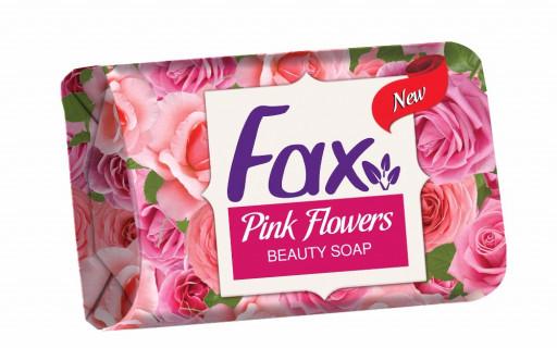 Туалетное мыло розовые цветы Fax 140гр