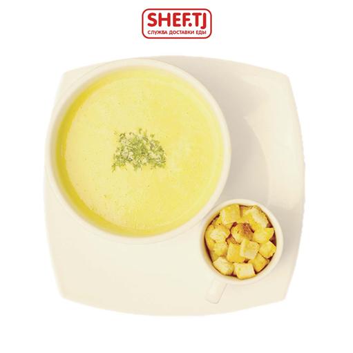 Кукурузный крем-суп 250мл