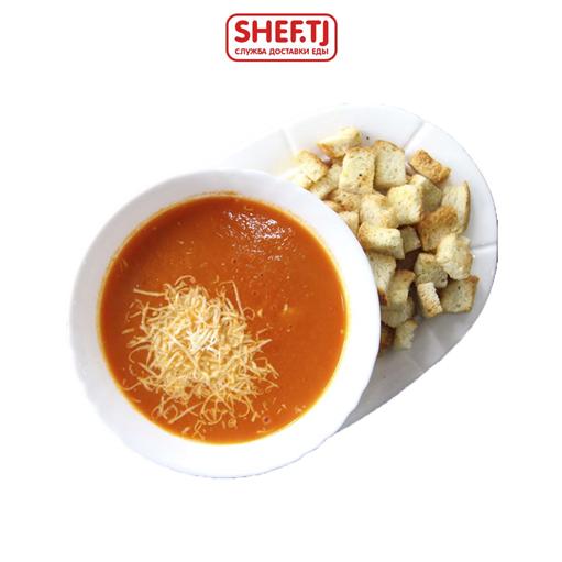 Тыквенный крем-суп 250мл