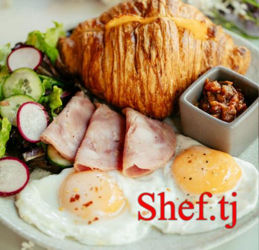 Завтрак сэт Bonappetite №1