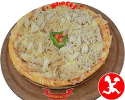 Пицца куриная маленькая